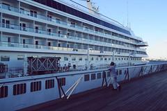 dream (nikolatodi) Tags: trip travel vacation japan japanese boat dock transport visit terminal dreaming yokohama