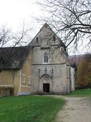 Medieval church, Pleterje, Slovenia (Paul McClure DC) Tags: church architecture historic monastery slovenia slovenija dolenjska entjernej pleterje nov2014