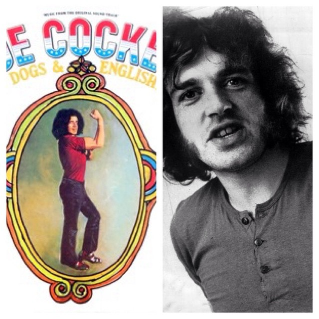 More Sad News Artist: Joe Cocker The Letter Died Today.  He Smoked Many Years According Sources.    May 20, 1944 - December 22, 2014.  Rest-In-Peace: Joe.