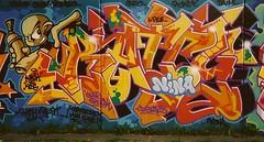 Can 2 1996 (DrGarageland) Tags: wall graffiti hamburg piece can2
