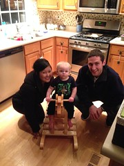 """Emily and Joe Give Paul a Rocking Horse for Christmas • <a style=""""font-size:0.8em;"""" href=""""http://www.flickr.com/photos/109120354@N07/15933768487/"""" target=""""_blank"""">View on Flickr</a>"""