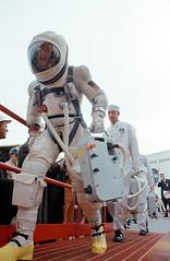 ASTRONAUT JAMES A. LOVELL, JR. (NASA on The Commons) Tags: december 4 gemini 1965