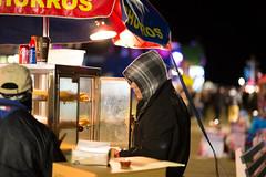 SM2 (Macaroni Salad Productions) Tags: california santa street carnival light lights pier dance ride dinosaur police games monica promenade rides photograpy
