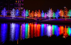 Vitruvian Park (Band!to) Tags: nikon texas christmaslights addisontexas d7100 vitruvianpark