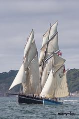 _DSC9213 (mary~lou) Tags: old sea two big nikon sailing ship little small large sail tallships maryfletcher 15challengeswinner mary~lou
