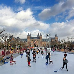 864923165139301 (majorietesseyman3226) Tags: winter holland ice hockey netherlands amsterdam museum children square fun museumplein chair europe iceskating skating rink puck wonderland rijksmuseum ijsbaan delightful koek i zopie