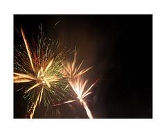 Fireworks in Hay (heritagefutures) Tags: school sky night during design site university december image fireworks taken australia charles nsw hay residential survey pkm 2014 sturt 366 1318