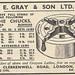 E Gray and Son Advert