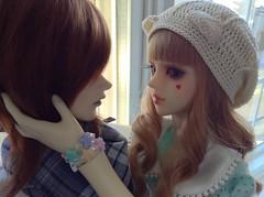 IMG_0031 (puppeteyes817) Tags: love hobby romance bjd abjd balljointeddoll asianballjointeddolls crobidoll loongsoul makoeyes