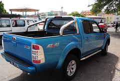 Ford Ranger Hurricane XLT 4X4 (D70) Tags: ford truck island ranger 4x4 hurricane pickup ute stvincent xlt capeverde mindelo sovicente