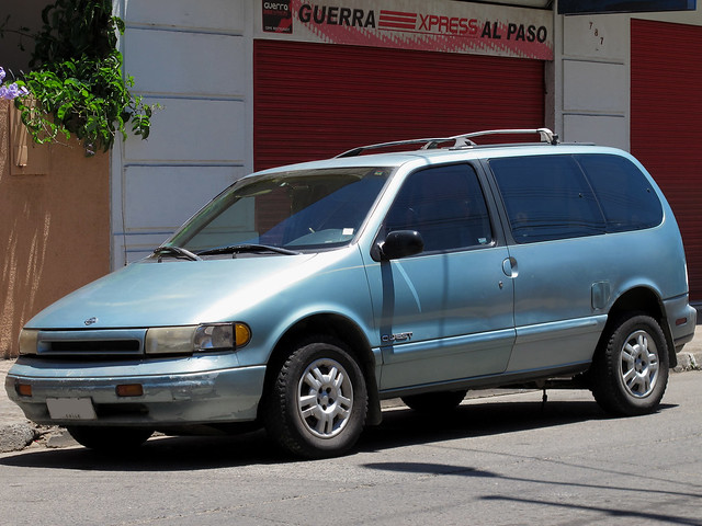 30 nissan 1993 xe nissanquest mercuryvillager