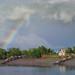Rainbow over Dobanki