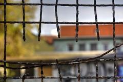 gap (Rasande Tyskar) Tags: street fence germany hole hamburg gap stpauli altona streetview streetshot altonaaltstadt