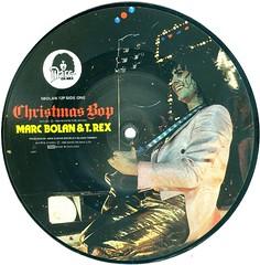 T Rex & Marc Bolan - Christmas Bop - Pic Disc - UK - 1982 (Affendaddy) Tags: boy white ride shy collection marc wax klaus trex marcbolan picturedisc on 12p hiltscher a uk1982 vinylsingles picdisc christmasbop swanlive sbolan