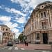 Cidade colonial bem preservada