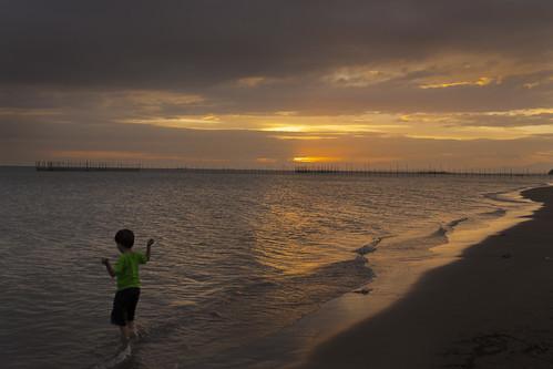 Iloilo sunset