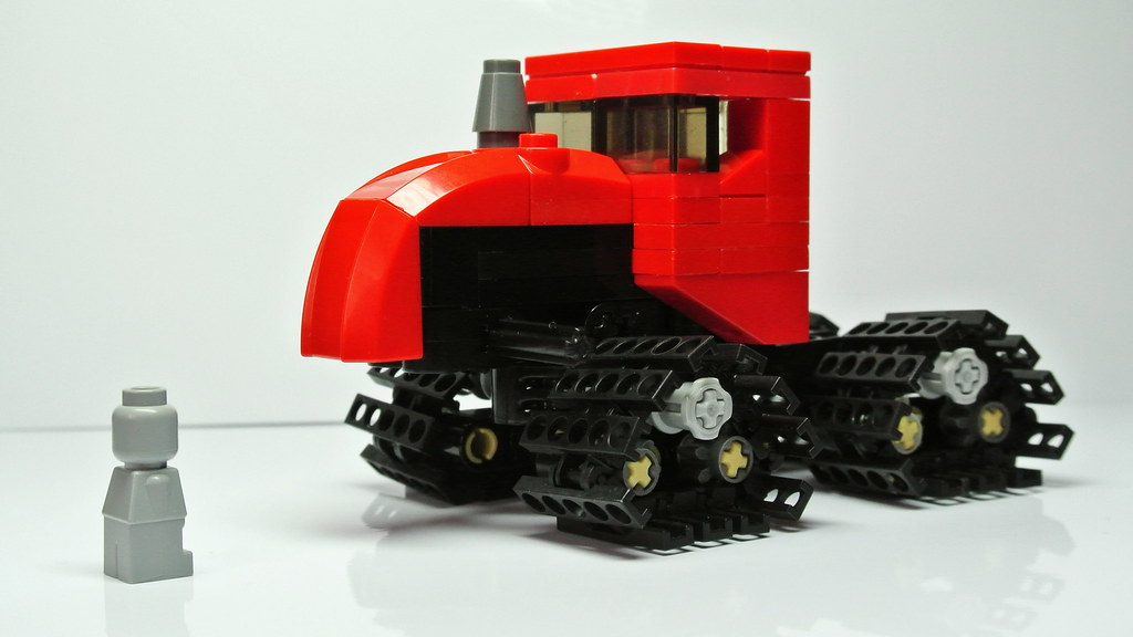 Articulated Tractor Toys And Joys : The world s best photos of articulated and moc flickr