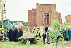 68. Молебен на третий день Троицы в Богородичном 2001 г
