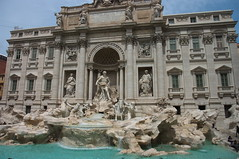 Fontana di Trevi 1/7 (giev) Tags: italy rome roma fountain italia pentax trevi trevifountain fontanaditrevi pentaxk20d hdpentaxda1685mmf3556eddcwr hdpentaxda1685