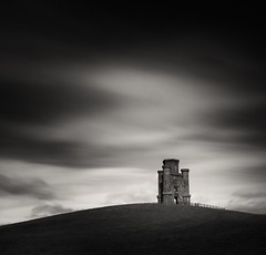 Paxton's Tower (Andrew J Lee) Tags: longexposure wales towyvalley pentax645z
