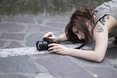 the sniper (marco monetti) Tags: tattoo photography photographer pov pointofview fotografia prettygirl tatuaggio beautifulgirl fotografa photoshooting aterra puntodivista bellaragazza downontheground asahipentaxsupertakumar50mmf14 uscitafotografica seriediscatti