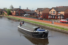 'Severn' Sandhills 9th May 2016 (John Eyres) Tags: classic liverpool canal leeds severn passing barge ll sandhills 090516