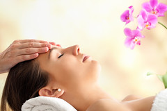 Female Facial massage in spa. (il TOP) Tags: woman macro face female pain spain hands action head lifestyle atmosphere manipulation massage extremecloseup ambient concept therapy chiropractic conceptual relaxation healing stress eyesclosed spa healthcare repose touching chiropractor physical wellness treatment physiotherapy wellbeing practitioner rehabilitation therapist alternativemedicine osteopath humanface destress physiotherapist osteopathy manipulativetreatment