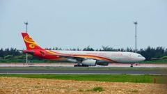 DSC01537 (Papi Hsu) Tags: sony taiwan airbus  a330 tpe a500  hongkongairlines  dslra500