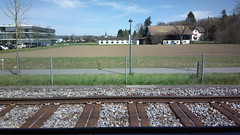 A Swiss railway station: Tgerwilen (hugovk) Tags: cameraphone station germany march nokia spring swiss railway hvk konstanz constance badenwurttemberg carlzeiss 2016 808 kevt tgerwilen a geo:country=germany hugovk camera:make=nokia pureview exif:flash=offdidnotfire exif:exposure=1100 exif:aperture=24 nokia808pureview exif:orientation=horizontalnormal camera:model=808pureview uploaded:by=email exif:exposurebias=0 exif:focallength=80mm exif:isospeed=100 geo:county=constance geo:locality=konstanz geo:region=badenwurttemberg meta:exif=1463297190 aswissrailwaystationtgerwilen