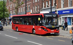 8868 Abellio London (KLTP14) Tags: london hayes mmc e7 brandnew greenford adl 8868 abellio enviro200 16reg yx16ofu