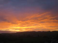 Sunset (waldopepper) Tags: sunset haworth