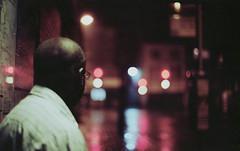 Bokeh. (Leon.Antonio.James) Tags: light shadow people london film analog 35mm canon 50mm kodak ae1 bokeh grain ishootfilm 35mmfilm analogue canonae1 cinematic filmisnotdead kodakportra160 ifyouleave longlivefilm 50mmfdf14 beliveinfilm buyfilmnotmegapixels leonantoniojames shootfilmstaypoor dustgrainandscratch