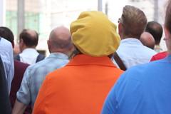 IMG_1728 (blueganzie) Tags: manchester victoriawoodtribute beret kimberley