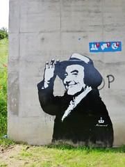 ENCQ & Niemand / R4 - 19 juni 2016 (Ferdinand 'Ferre' Feys) Tags: streetart graffiti belgium belgique belgi urbanart graff ghent gent gand graffitiart artdelarue eddywally niemand urbanarte encq