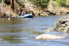 End of the Run (Patricia Henschen) Tags: river colorado rafting takeout salida campground nationalmonument arkansasriver brownscanyon chaffeecounty heclajunction salidacolorado parkswildlife arkansasheadwatersrecreationarea