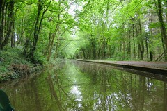 Along the Brecon canal (jinxmcc) Tags: canal pastoral bucolic eden breconcanal wales uk