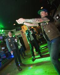 DancePartyDaFuq (B Shree B) Tags: canada motion ferry port washington dance vespa angeles columbia victoria lambretta destiny soldiers scooters british scooterrally backflip