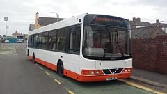 YJ54 CEA (MartinRidgwaysDriverwasCresta) Tags: bus coach wright commander porttalbot route9 vdl sb200 claribels yj54cea ridgwayscoaches