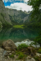 Obersee, Knigssee (samlptrgl) Tags: germany munich berchtesgaden salzberg europe sight seeing obersee knigssee