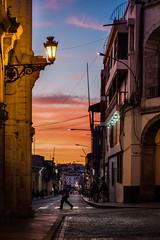 Arequipa (Guillaume_BRIAND) Tags: street light peru nikon lumire tamron rue crpuscule arequipa prou 2470 d7100