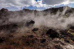 Eldvörp á Reykjanesi (icecold46) Tags: landscape lava iceland outdoor steam reykjanes eldvörp