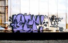 mister left ASE TWB (timetomakethepasta) Tags: mister left mr ase twb freight train graffiti troy new york reefer