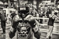 Boxing Beats, Aubervilliers, France (johann walter bantz) Tags: boxe anglaise fitness nikon d4s 35mm training black blackwhite bw sports boxing beats aubervilliers 93 banlieue france europe