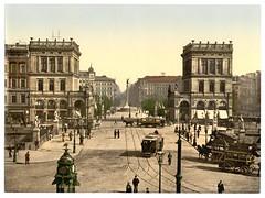 Berlin (12) (DenjaChe) Tags: berlin 1900 postcards 1900s postkarten ansichtskarten