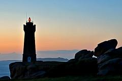 lighthouses (heuwieser) Tags: lighthouse france nikon bretagne leuchtturm granitrose d7200