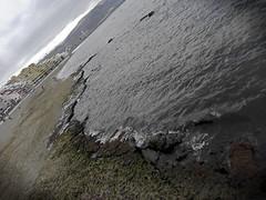 Marea baja (ngel Santana Rico) Tags: sea beach mar tide playa baja ebb marea