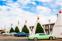 Wigwam Motel (Thomas Hawk) Tags: auto arizona usa car route66 automobile unitedstates fav50 unitedstatesofamerica motel holbrook wigwammotel fav10 fav25 fav100 rte66