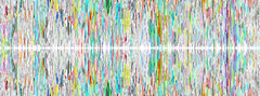 HWTK-2 (PASLIER MORGAN) Tags: city blue light abstract black colors beauty lines candy explosion colores diagonal bleu zen experience meditation emergency effect couleur abstrait effet extrusion expresive