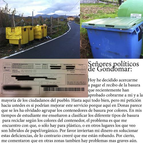 Gestión de la basura