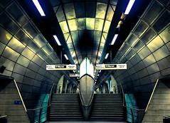 Southwark Underground Tube London